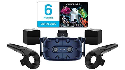 HTC Pro Starter Kit Vive Sistema de Realidad Virtual