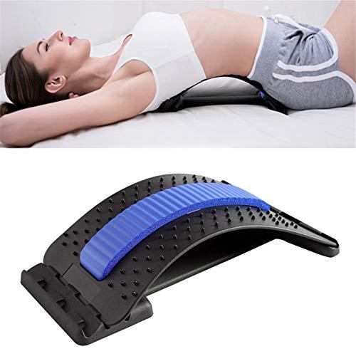Rückenstrecker Rückendehner Back Stretcher, für Unter und Ober Lendenwirbelsäule...