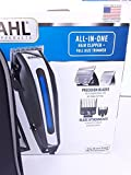WAHL Deluxe Complete Hair Cutting Kit 29 Piece Clipper Set with Beard Trimmer -Retail $125+!!! BY AMPLEXPO