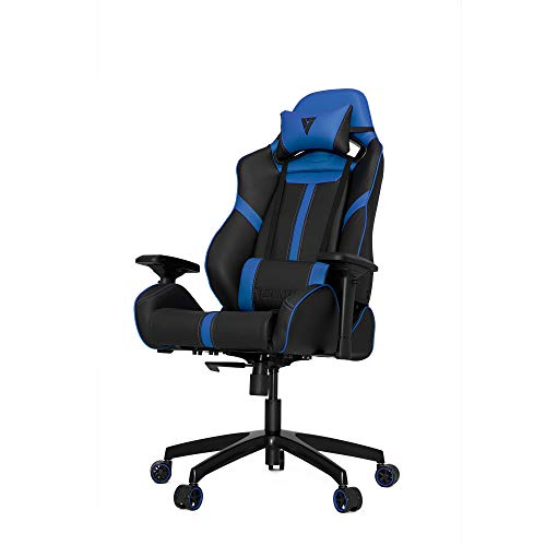 VERTAGEAR Racing Series S-Line SL5000 - VG-SL5000_RD - Silla Gaming, Color Negro/Rojo