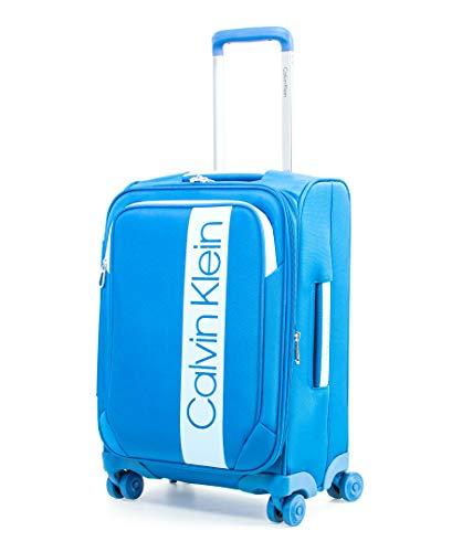 Calvin Klein Park Lane Expandable Softside Spinner Luggage