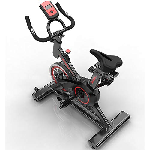 Find Discount AURALLL Exercise Bike | Home Gym Equipment | Exercise Machine | with Adjustable Seat H...