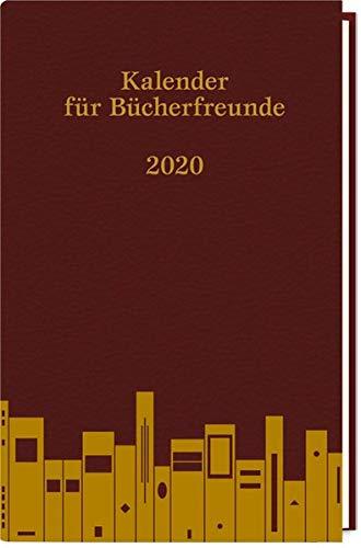 Buchseite und Rezensionen zu 'Kalender für Bücherfreunde. Das Jahr 2020' von Carsten Pfeiffer
