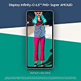 Samsung Galaxy A52s 5G SM-A528BZKDEUE Smartphone 16,5 cm (6.5