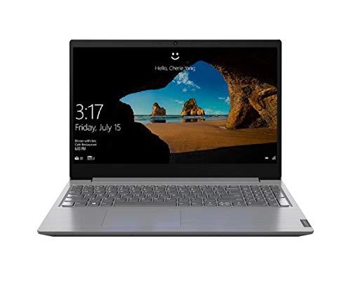 Lenovo V15 AMD Ryzen 5 15.6 inch FHD Thin and Light Laptop (8GB/1TB HDD/Windows 10/AMD Radeon Vega 8 Graphics/Iron Grey/1.85Kg), 82C7003PIH