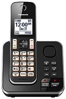 Panasonic KXTGD390CB Dect_6.0 1-Handset Landline Telephone (B0713Z2PY3) | Amazon price tracker / tracking, Amazon price history charts, Amazon price watches, Amazon price drop alerts