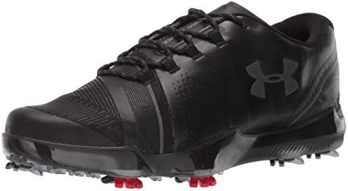 Under Armour Men s Spieth III Golf Shoe Black 001 Black 12 product image