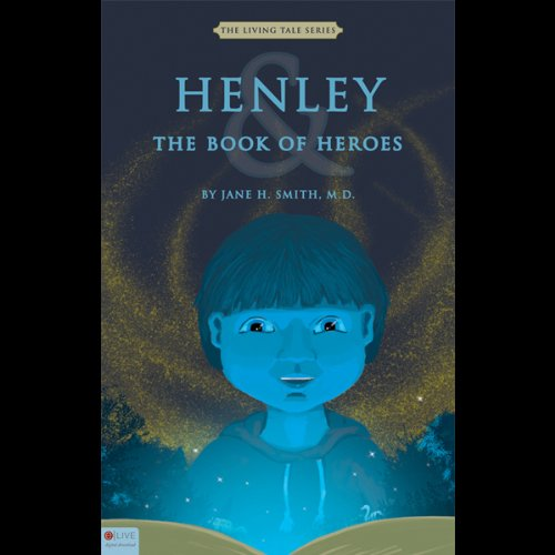 Henley and the Book of Heroes cover art