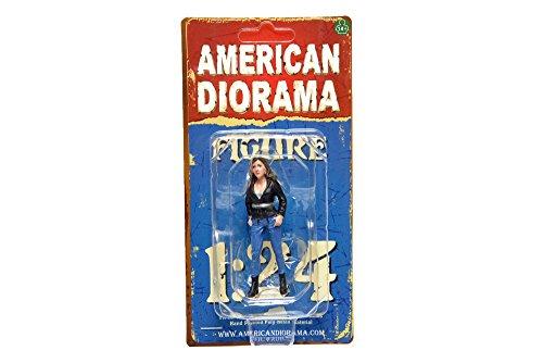 Figurine Rennfahrerin IV, 0, Voiture Miniature, Miniature déjà montée, Americains Diorama 1:24