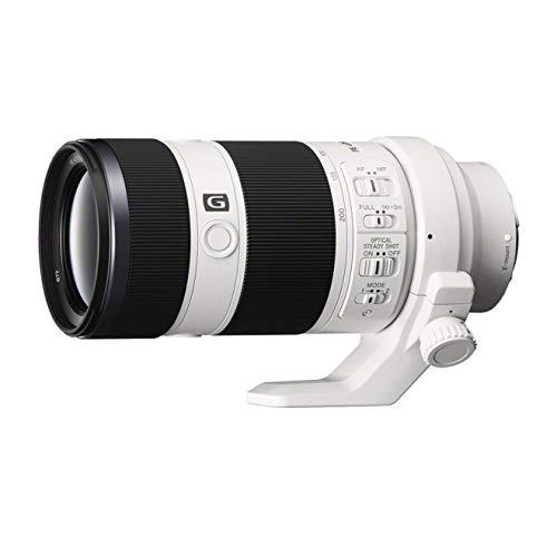 Sony SEL-70200G Teleobiettivo con Zoom 70-200 mm F4, Serie G,...