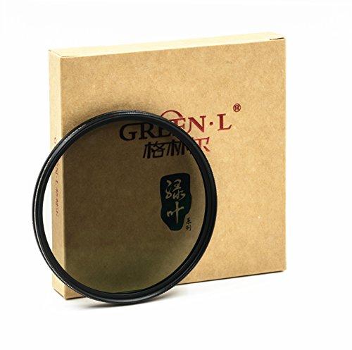 Green. L Slim MRC 77mm CPL Vergütung 16-layer beschichtet Polarisierte Filter