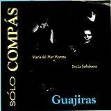 Guajiras media con guitarra flamenca 180