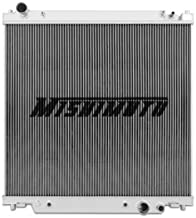 Mishimoto MMRAD-F2D-99 Ford 7.3L Powerstroke Aluminum Radiator, 1999-2003, Silver