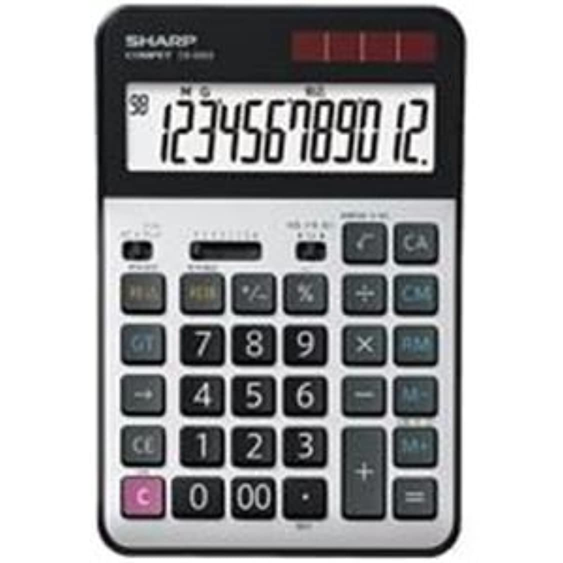 治世連続したキャプチャー(業務用5セット) シャープエレクトロニクスマーケティング 大型卓上電卓 12桁 CS-S952-X