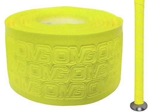 Oh My Grips Cushioned Hand Grip Wrap Tape OMG   Premium Quality, Great for All Bats and Racquets: Baseball, Softball, Tennis, Badminton, Cricket, Even Ping-Pong Paddles!