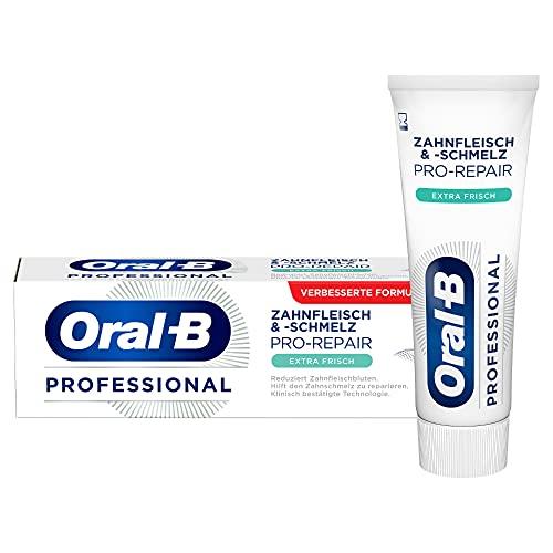 Oral-B Professional Zahnfleisch&-schmelz Pro-Repair Extra Frisch Zahncreme 75ml