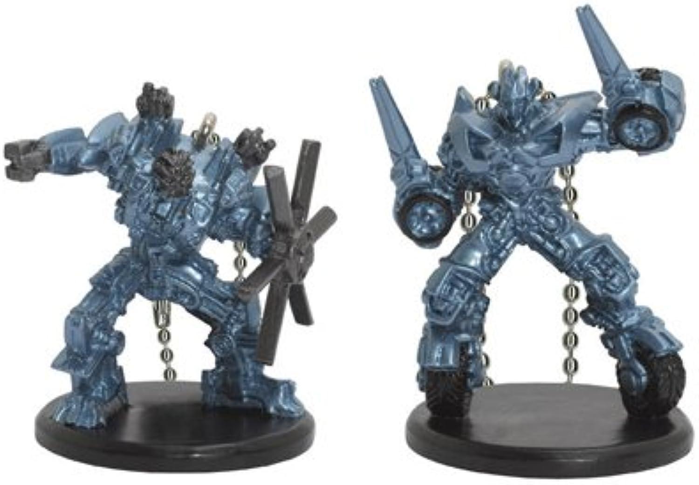 TransformersRevenge of The Fallen 2 Mini Keyring - Sideswipe and Grinoor