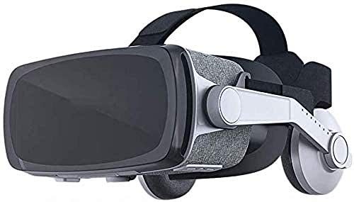9.0 VR gafas de realidad virtual 3D gafas Google cartón VR auriculares caja para 4-6.3 pulgadas Smartphone