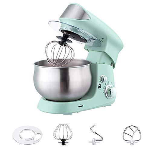 Mezclador Eléctrico De Cocina Multifuncional De 6 Pasos, Mezclador De Soporte De...