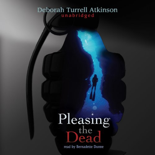Pleasing the Dead audiobook cover art