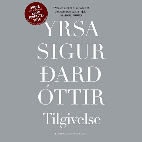 Tilgivelse audiobook cover art
