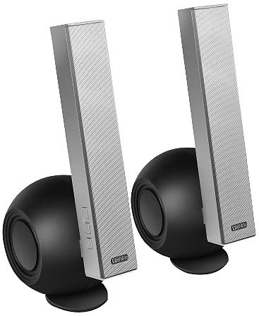 Edifier Exclaim Bi-Amped 2.0 Speaker System (e10)