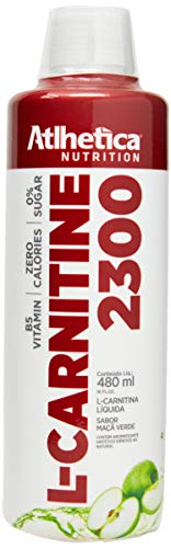 L-Carnitine 2300 Pro Séries (480 Ml), Atlhetica Nutrition