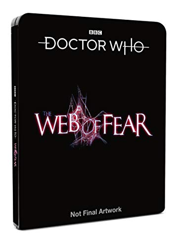 Doctor Who - The Web of Fear [Blu-ray] [2021] (Limited Edition)