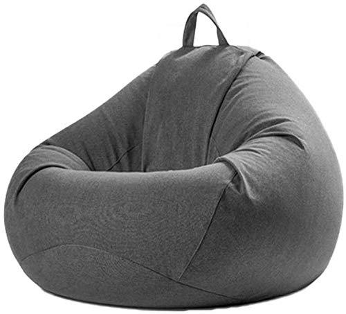 CCHAYE Perfekter Sitzsack Extra großer Sitzsack für drinnen und draußen Wasserdichter Sitzsack für Erwachsene und Kinder Lounge Chair oder Game Chair Improve