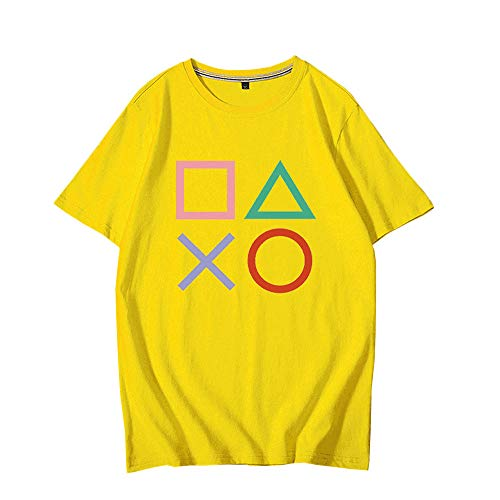 T-Shirts Für Männer/Frauen Death Stranding Spieldruck T-Shirt Lässiger Baumwollpullover (S-4XL)