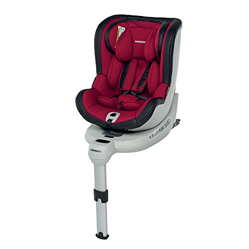 Foppapedretti Kindersitz isokompass Auto, Cherry