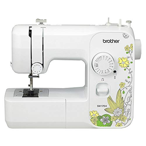 Brother Mobile Solutions Lightweight Sewing Machine, White