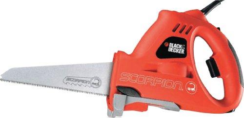 Black & Decker 8014211490132 Säge Scorpion B+D MOD.Ks880Ec, mehrfarbig