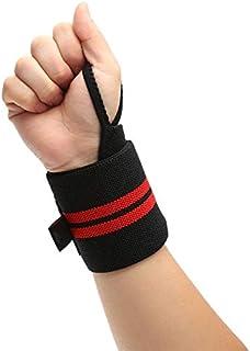 1pc Wrist Brace Weightlifting Workout Gym Strap Support Grip Glove Body Building