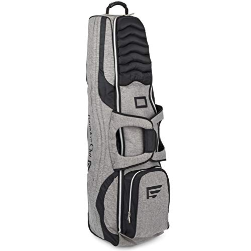 Best Deals! Founders Club Golf Travel Bag Travel Cover Luggage for Golf Clubs with Padded Club Prote...