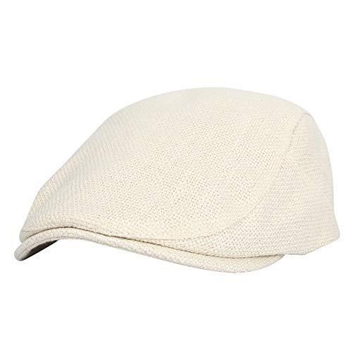 WITHMOONS Irish Hat Golf Cap Straw …