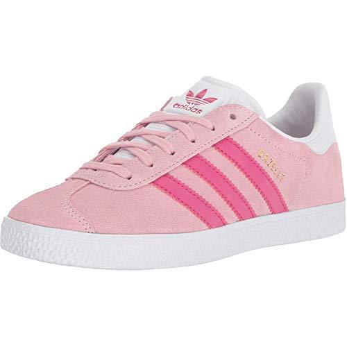adidas Gazelle J, Chaussures de Fitness Mixte, Rose (Rosa 000), 38 2/3 EU