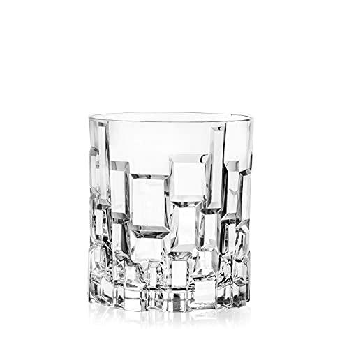RCR Cristalleria Italiana 6 Bicchieri dof Etna