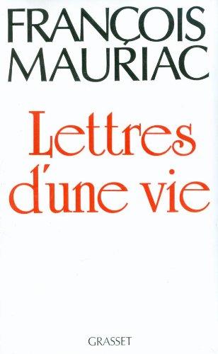Lettres d'une vie, 1904-1969