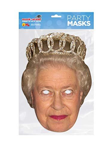 Queen Elizabeth Mask (Masque/Masque)