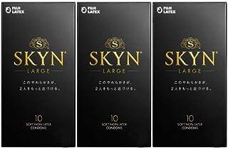 SKYN コンドーム ラージサイズ 10コ入×3個