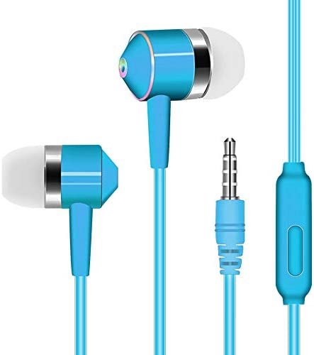 Universal Mobile Phone Headset Fashion Design Candy Color Heavy Bass Earphones with Microphone product image