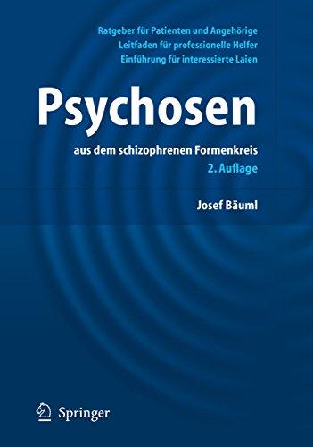 Psychosen:: aus dem schizophrenen Formenkreis