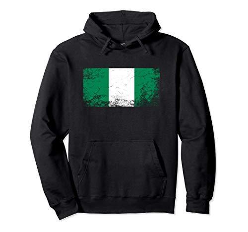 Bandera de nigeria - Nigeria Flag Sudadera con Capucha