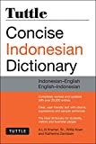 Tuttle Concise Indonesian Dictionary: Indonesian-English English-Indonesian (Tuttle Concise Dictionaries) - Willie Koen