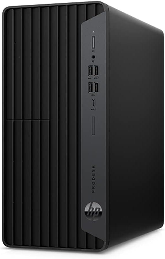 VCI HP ProDesk 600 G6 Microtower Intel Core i5-10500 (6-core) 3.1 GHz up to 4.5 GHz, 16GB RAM, 512GB M.2 SSD, Windows 10 Pro, Desktop Computer