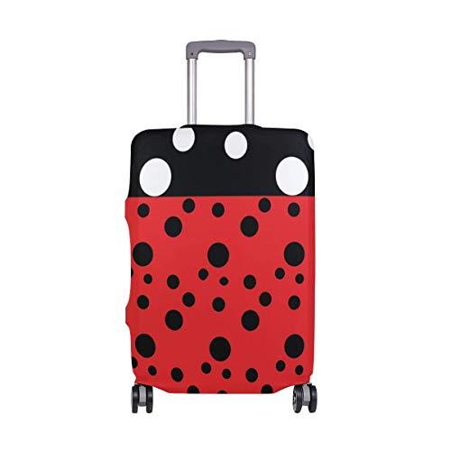 Ladybug Insect Travelers Travel Equipaje con Ruedas giratorias Maleta de Equipaje de 20 Pulgadas