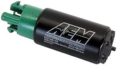 AEM 320LPH 65mm Fuel Pump Kit w/ Mounting Hooks - Ethanol Compatible (50-1215)