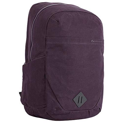 Lifeventure (Aubergine, Kibo 22 RFID Backpack Mixte Adulte, 22 l
