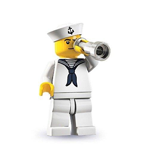 Sailor- LEGO Collectible Minifigure